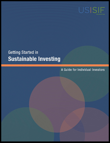 US SIF Sustainable Investing Individual Investor Guide